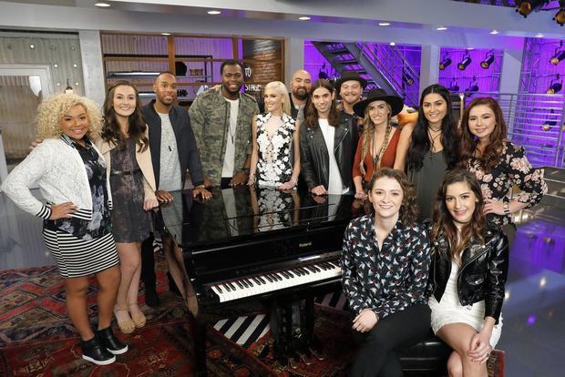 Những thí sinh xuất sắc nhất của team Gwen Stefani