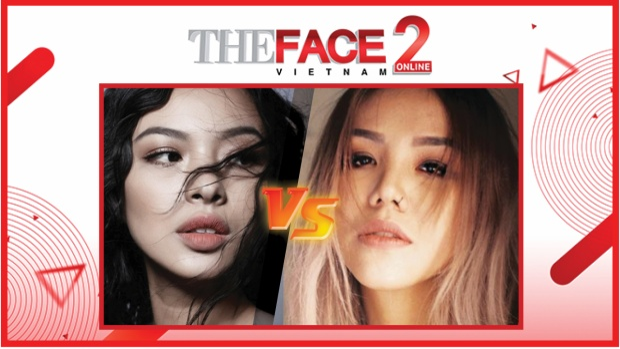 Với 5 cặp đấu kì phùng địch thủ này, đoán xem nhan sắc nào sẽ đăng quang The Face Online?