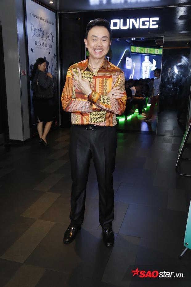 Trong phim, anh vào vai Năm Triều - người bạn chí cốt với Tư Lành (Hoài Linh).