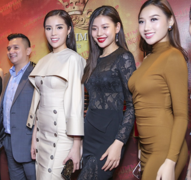 Bên cạnh Kỳ Duyên, Chúng Huyền Thanh cũng góp mặt trong sự kiện.