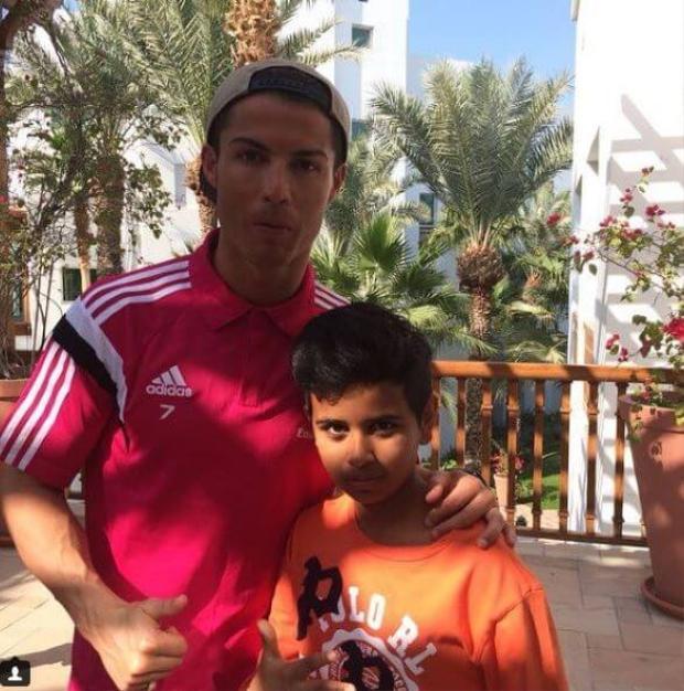 Từ Cristiano Ronaldo…