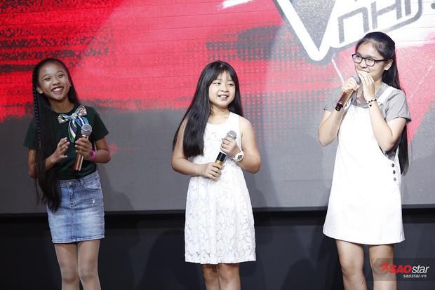 Cả ba tiếp tục chia sẻ những kinh nghiệm bổ ích để các thí sinh thêm phần tự tin trong buổi casting.