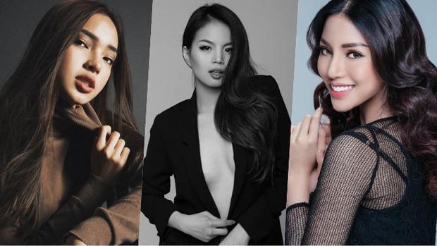 Châu Bùi, Hoàng Yến và Khả Trang đồng loạt cáo lỗi với The Face Online lần này.