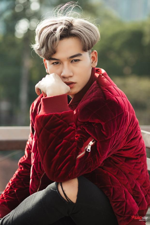 Ali Hoàng Dương vô cùng điển trai và thu hút trong bộ ảnh mới.