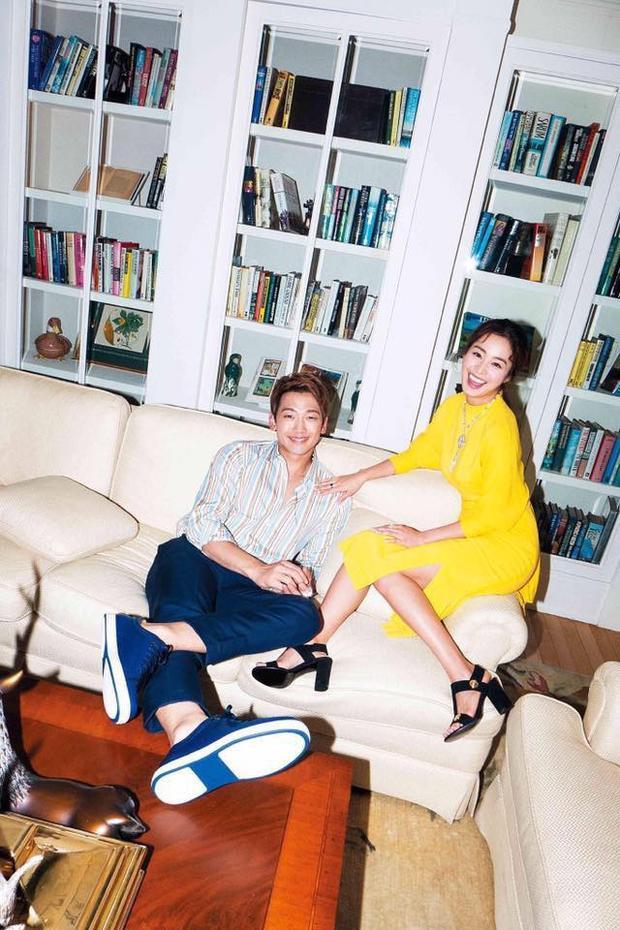 Lần đầu cùng lên bìa tạp chí, Bi Rain và Kim Tae Hee khiến fan chết ngất vì quá tình tứ