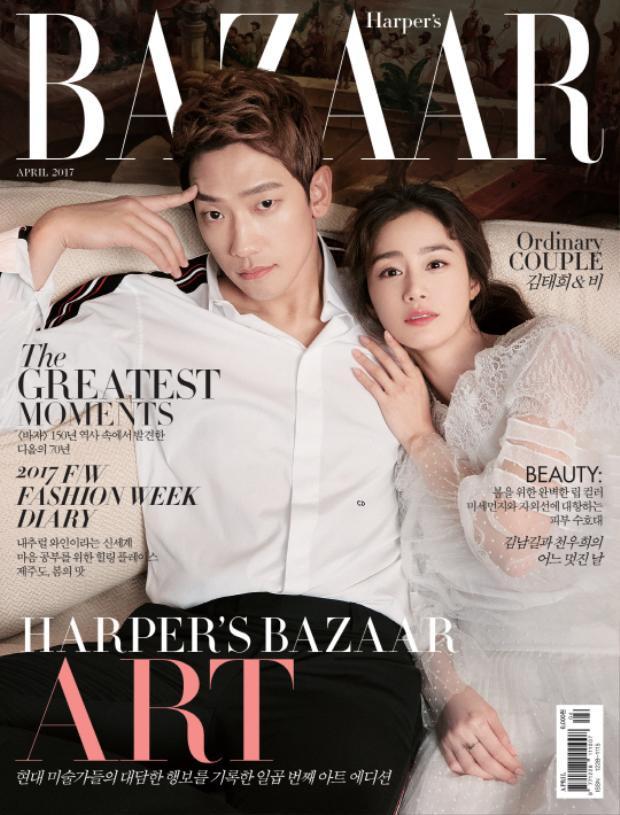 """Cặp vợ chồng quyền lực xứ Hàn """"đốn tim"""" fan với nhan sắc sang chảnh đúng chất ngôi sao."""