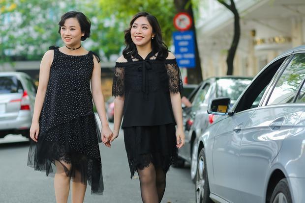 Mỹ Linh - Hải Anh, cặp đôi đối đầu quyết liệt trong tập 6 Giọng hát Việt với ca khúc You and I.