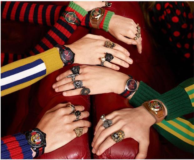 Bộ sưu tập đồng hồ xa xỉ của Gucci sắp ra mắt trong giữa năm 2017.