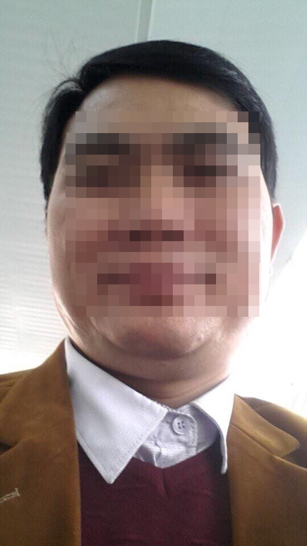 Đối tượng Dương Minh Quân bị gia đình anh N.T.L tố cáo xâm hại bé gái sinh năm 2005.