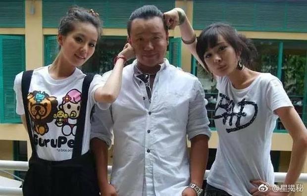 Các fan còn thích thú với tình bạn thân thiết giữa Lưu Thi Thi và Dương Mịch.
