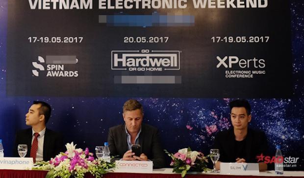 DJ Top 3 thế giới Hardwell phá lệ biểu diễn hơn 120 phút tặng fan Việt