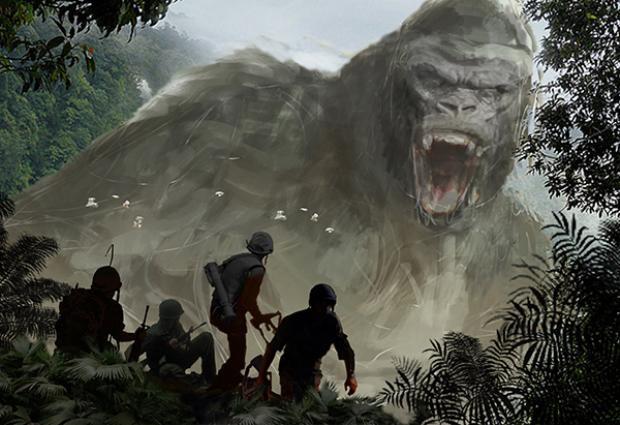 Kong: Skull Island thực hiện nhiều cảnh quay đẹp tại Hạ Long, Ninh Bình và Quảng Bình.