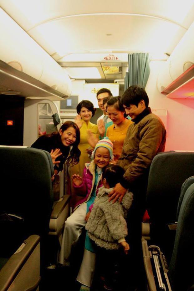 Thiên thần điều ước thứ 7 với giấc mơ trở thành tiếp viên hàng không đã qua đời