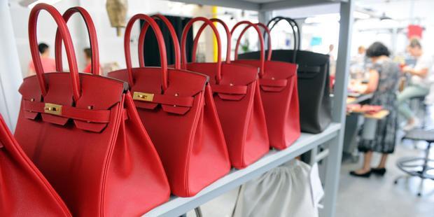 Những chiếc túi Hermes Birkin là vật mà rất nhiều người ao ước muốn có được.