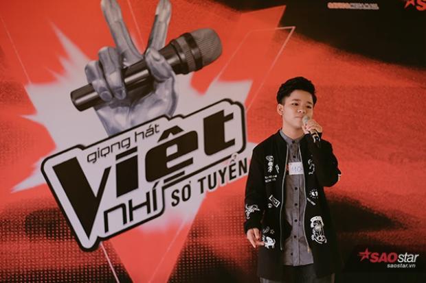 Lưu Thiên Hương khắt khe với các tài năng nhí trong ngày đầu tuyển sinh The Voice Kids 2017 ở Hà Nội