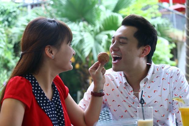 Vân và Thanh đã có một tình yêu rất ngọt ngào…