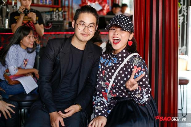 Phạm Trần Phương - người bạn thân thiết của Lê Thiện Hiếu tại cuộc thi Sing My Song.