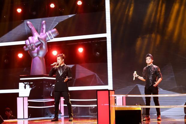 Hồng Phi The Voice: Được làm việc với anh Noo Phước Thịnh đã là mãn nguyện lắm rồi