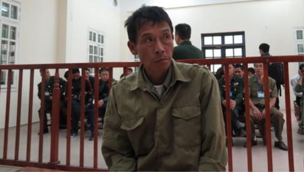 Ông Đinh Ngọc Thạch tai phiên xét xử sơ thẩm. Ảnh: Tuổi trẻ