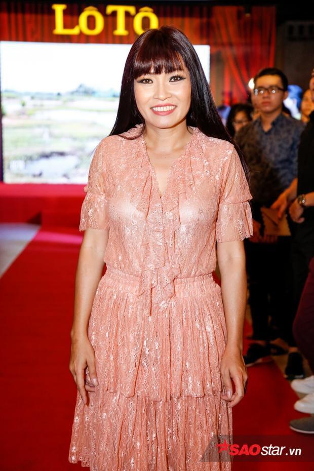 Diễn viên Phương Thanh có sự trở lại màn ảnh với một vai diễn trong Lô tô.