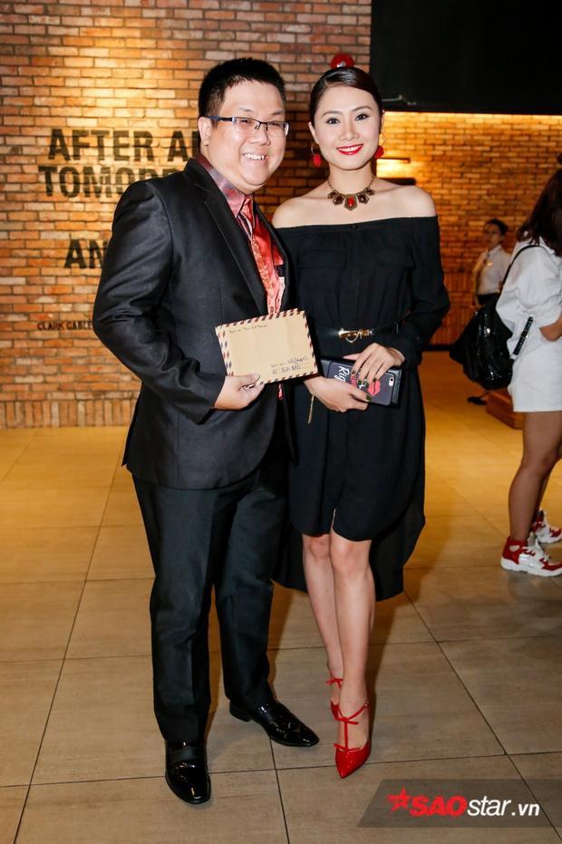 Vợ chồng diễn viên Gia Bảo.