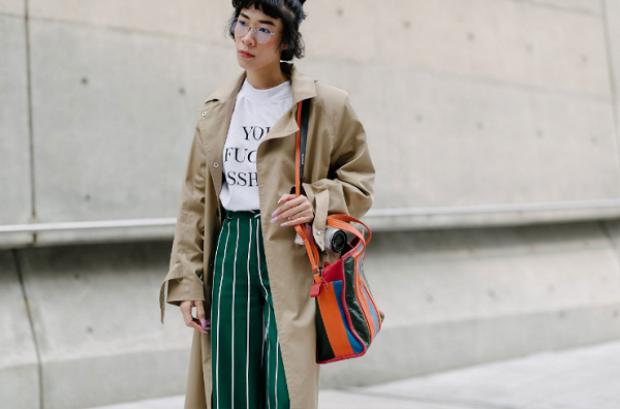 Một nhân vật không xa lạ gì trong làng thời trang Việt Nam, Đặng Hải Yến - cô nàng NTK có diện mạo vô cùng dễ thương với phong cách thời trang đơn giản nhưng rất Hàn Quốc nhờ mái tóc ngắn uốn cụp cũng xuất sắc lọt top mặc đẹp do Vogue bình chọn.