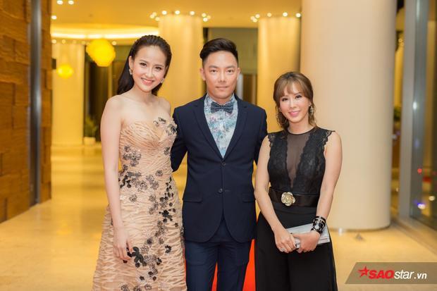 Khánh Ngân cũng cảm ơn đến Hoa hậu quý bà Thu Hoài, người luôn sát cánh, âm thầm theo dõi, động viên tinh thần cho mình.