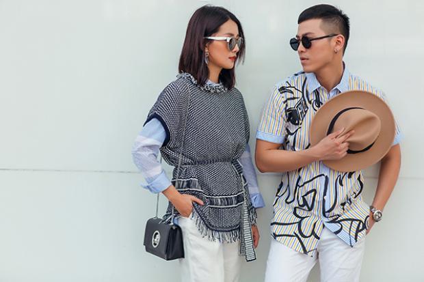 Nhờ những buổi ghi hình, Quỳnh Chi và Mai Tiến Dũng càng trở nên thân thiết với nhau nhiều hơn.