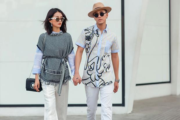Cả hai tìm thấy điểm chung về niềm đam mê âm nhạc và thời trang.