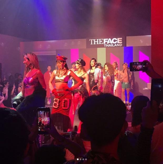 Không loại trừ khả năng đây là một buổi fashion show đặc biệtvà không liên quan đến hai phiên bản The Face Thailand hay The Face Men.
