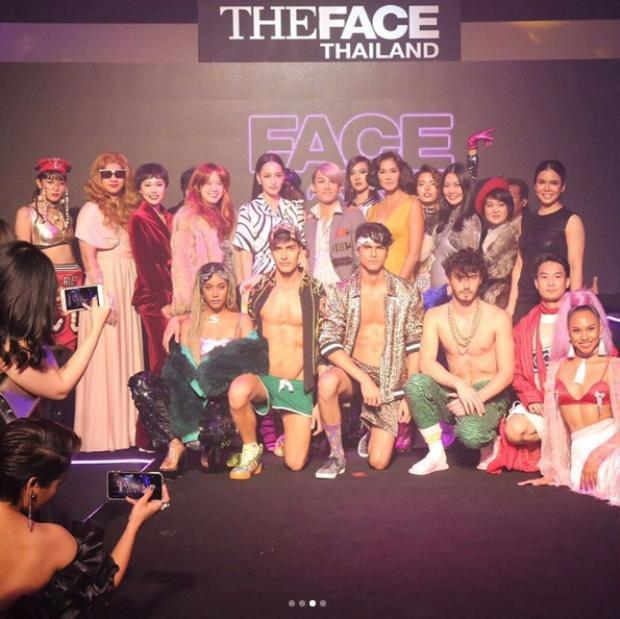 Câu trả lời chính thức chúng ta vẫn phải chờ đợi thêm thông tin từ phía sản xuất The Face.