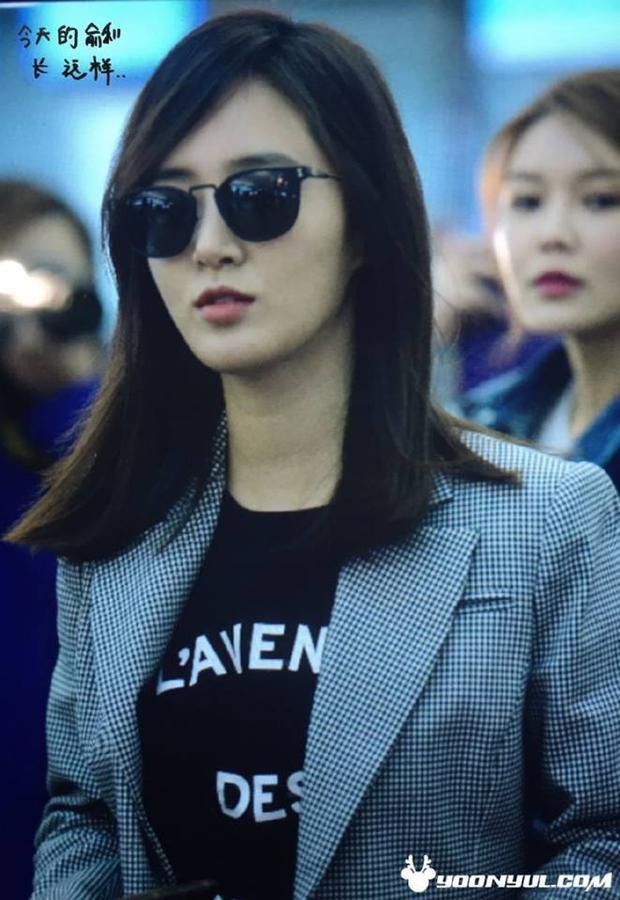 Cận cảnh nhan sắc xinh đẹp của thành viên Yuri.