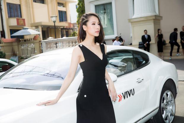 Thái Hà trở lại showbiz