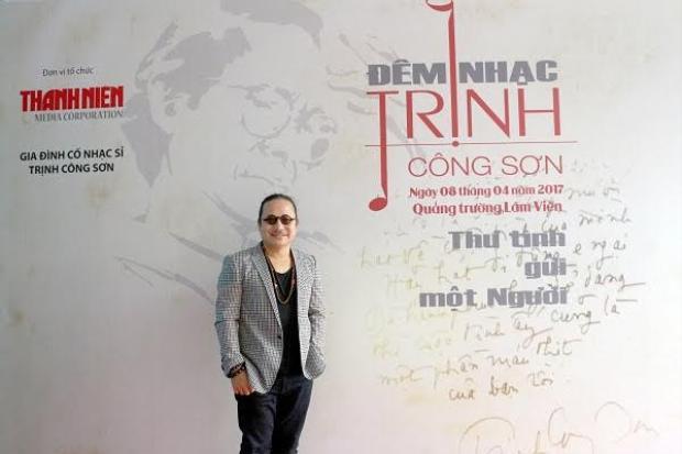 Saxophone Trần Mạnh Tuấn là một trong nhiều nghệ sĩ gắn liền với những đêm nhạc Trịnh.