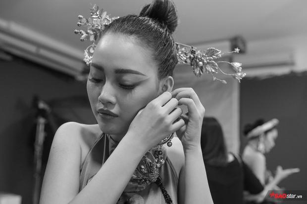 Thùy Linh - cô gái có đôi mắt gợi cảm nhất nhì cuộc thi