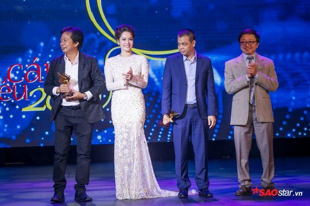 Các đạo diễn nhận giải ở hạng mục phim khoa học.
