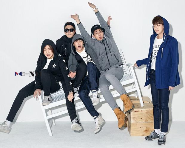 BTS vượt cả BIGBANG trong danh sách 11 boygroup K-Pop hot nhất hiện nay