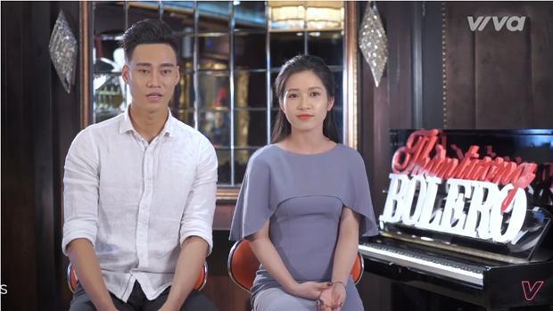 Hùng Cường và Helen Thủy là cặp đôi thi đấu của đội HLV Đàm Vĩnh Hưng