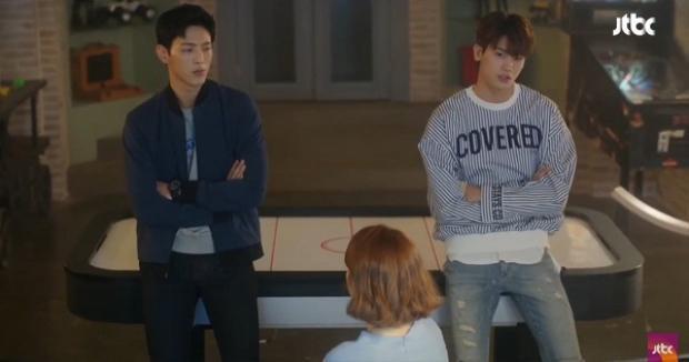 Nhân vật Guk Doo được yêu mến không kém gì nam chính Min Hyuk.