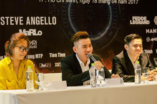 Ngày 18/4, buổi họp báo lễ hội âm nhạc này đã mang lại nhiều thông tin thú vị.