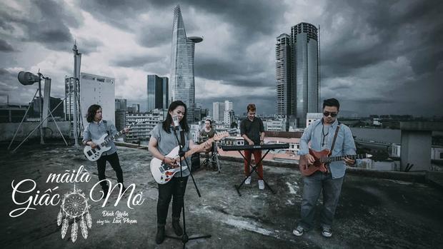 MV ca khúc mới của Uyên Đinh do Lan Phạm sáng tác.