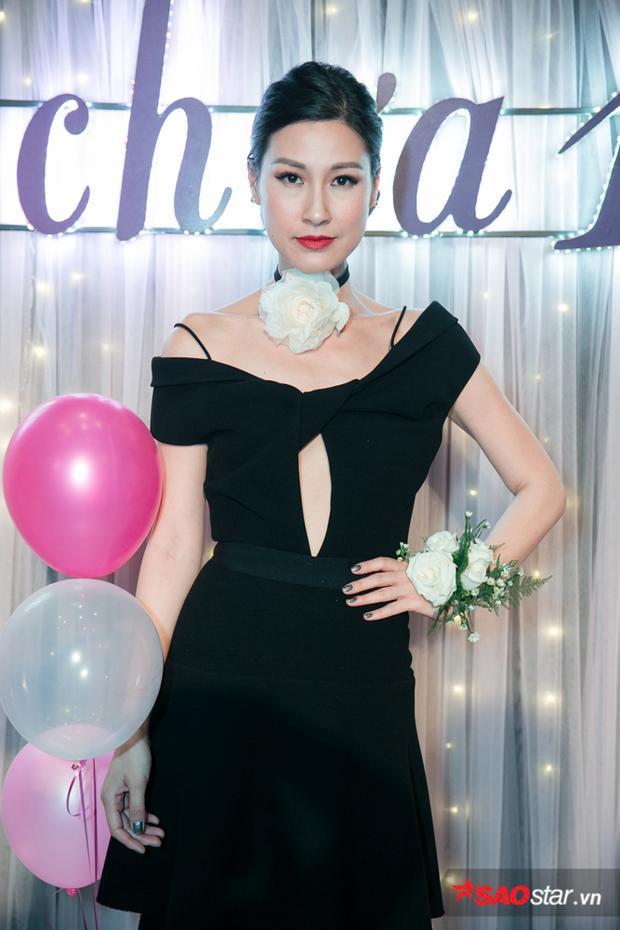Nữ diễn viên Kathy Uyên.