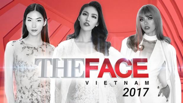 Bộ ba HLV The Face mùa thứ 2: Lan Khuê - Minh Tú - Hoàng Thuỳ