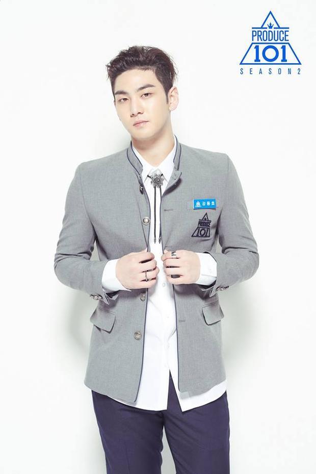 3. Kang Dongho
