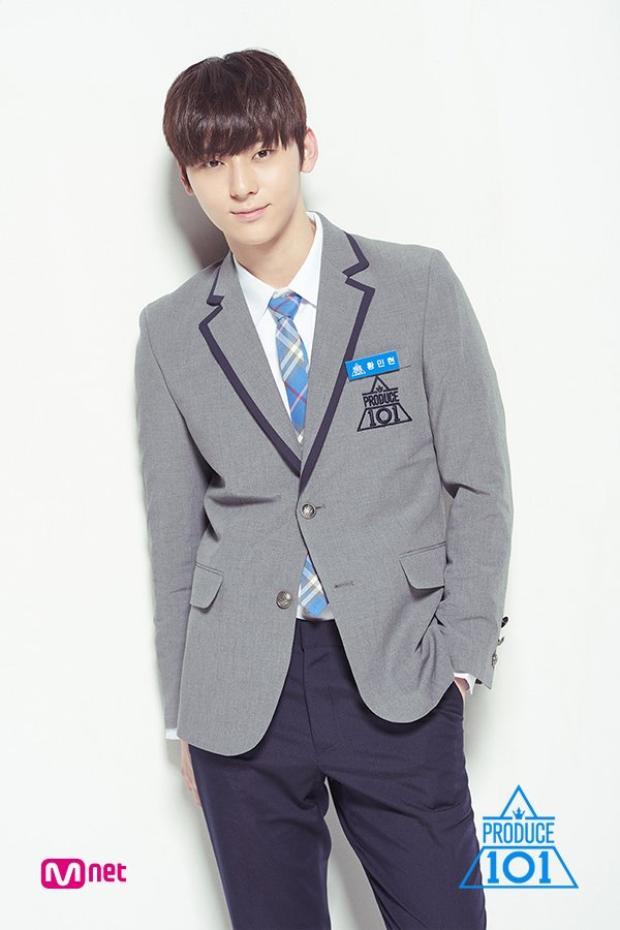 8. Hwang Minhyun