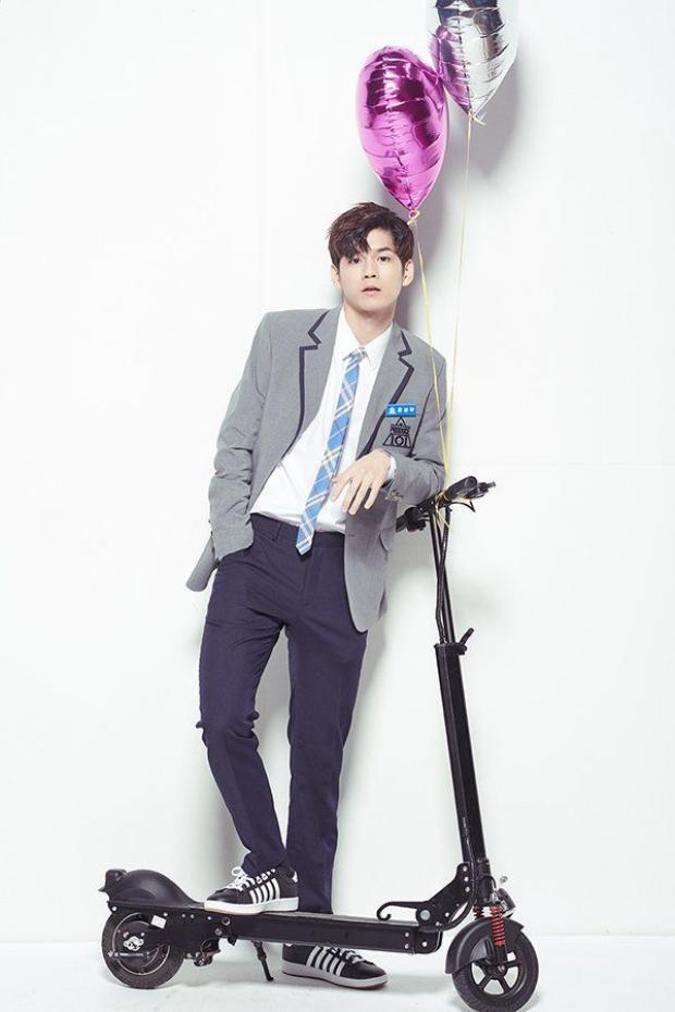 2. Ong Seongwoo