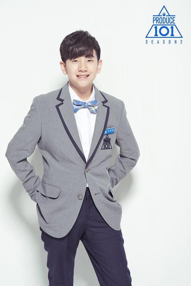 10. Lee Woojin