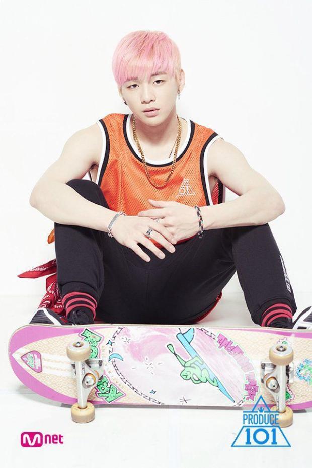 1. Kang Daniel