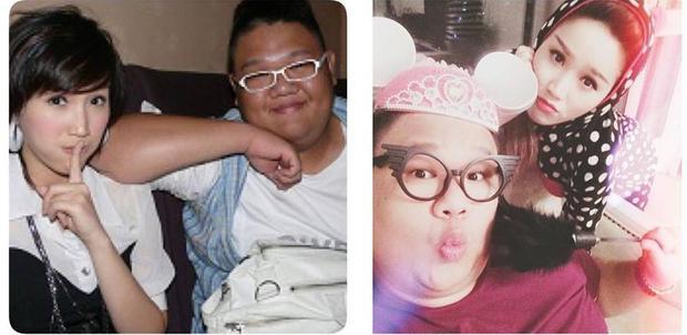 10 năm - con số không hề nhỏ cho tình bạn đẹp của Bảo Thy và Vương Khang.
