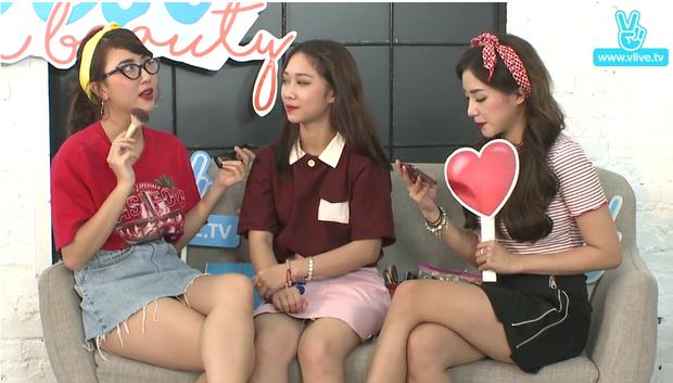 Hãy tải app V Live để nghe Quỳnh Anh kể chuyện đua xe ở Bangkok.